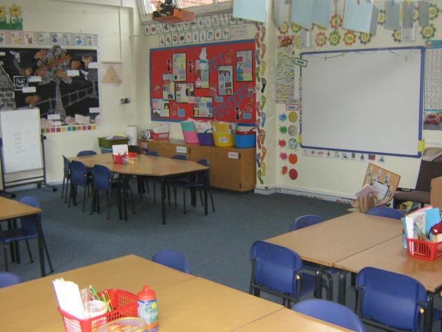Seahorses Classroom