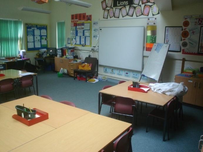 Lions Classroom