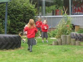 Nursery Outdoor Space
