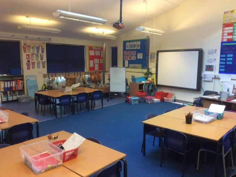 Dolphins Classroom