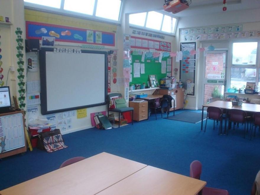 Ash Classroom
