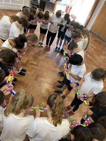 Creating our ring of promises