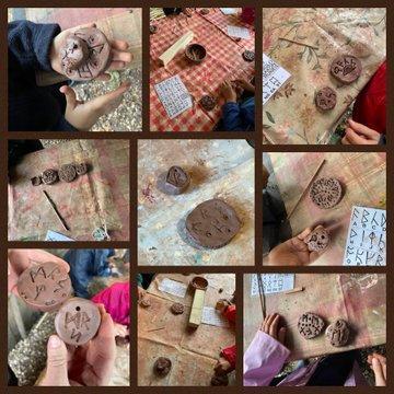 Hands on Saxon creativity