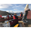 Canoes and tunnels with Mallory Group