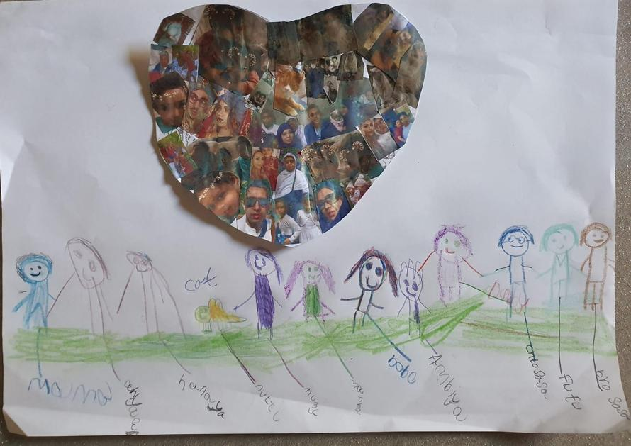 Manha's Family Portrait