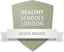 Our Silver Healthy Schools Award