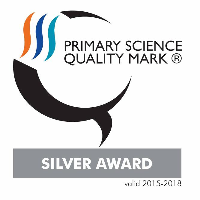 We have now got our Silver Science Quality Mark