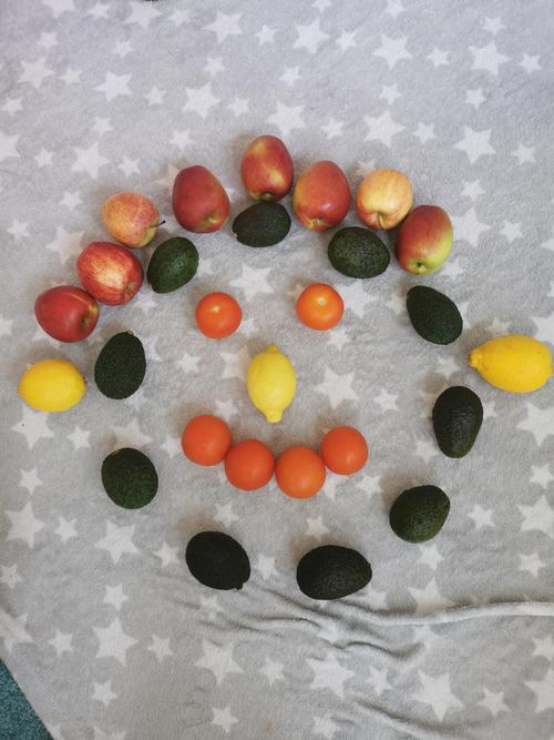 Evin's Fruit and Veg Collection.