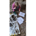 Writing with Mud Ink