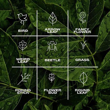 Leaf Bingo!