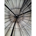 Parachute shelter