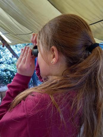 Donated Binoculars