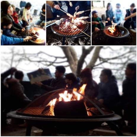 Enjoying A Campfire Responsibly