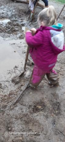 Mud = FUN!