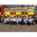 Fire Service Visit - 2017