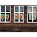 How lovely our rainbows look