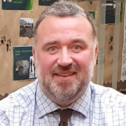 Darren Norman, Headteacher