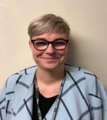 Samantha Roberts - Pastoral Support Assistant