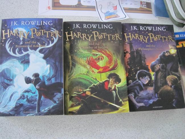 Harry Potter - a current class favourite