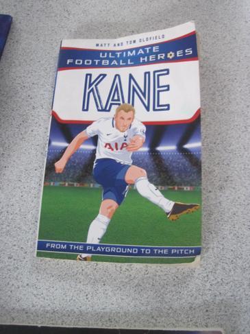 Non-fiction football books - always popular