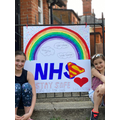 Creating NHS signs