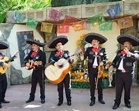 Like the Mariachi men of Mexico!