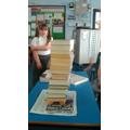 Still standing at ... 14 books!!!