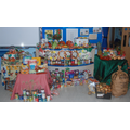 Our Harvest donations for FIND.