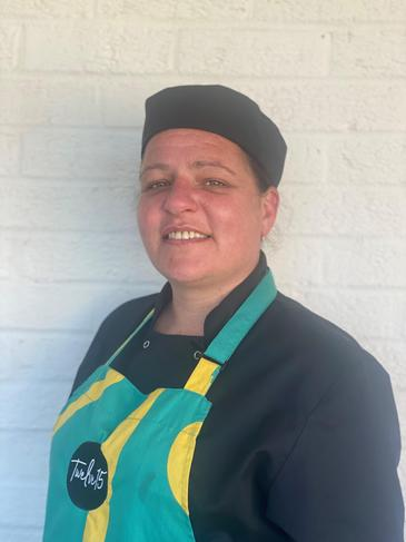 Ms Griffiths Catering Assistant