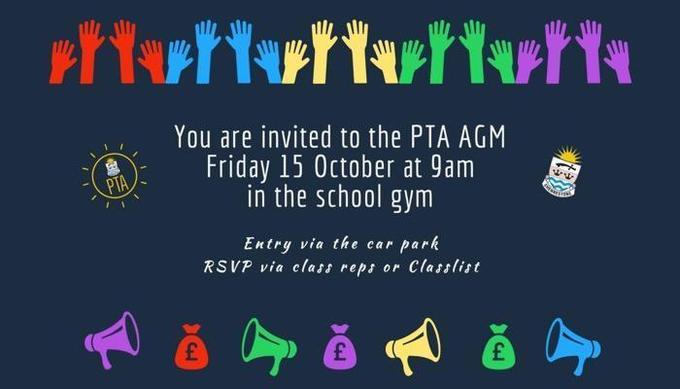 AGM - Friday 15 October 2021