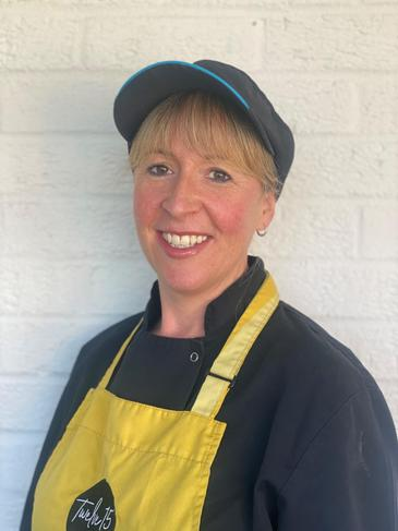 Ms Hoareau Catering Assistant
