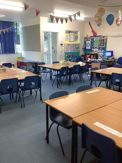 Pearl classroom