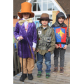 Willy Wonka, a paleontologist & The Small Knight