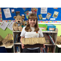 Viking Longhouses made over the Easter holiday