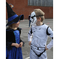 The Worst Witch & a stormtrooper