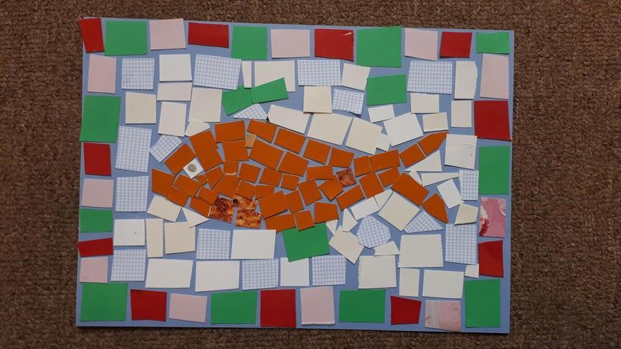Kaiden's mosaic