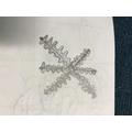 Snowflake - pencil