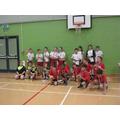 District Badminton Team 2016
