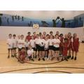 Basketball V Lee Chapel