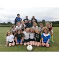 Girls Football Training Essex FC and Fryerns FC
