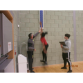 Chioma scoring huge in vertical Jump!