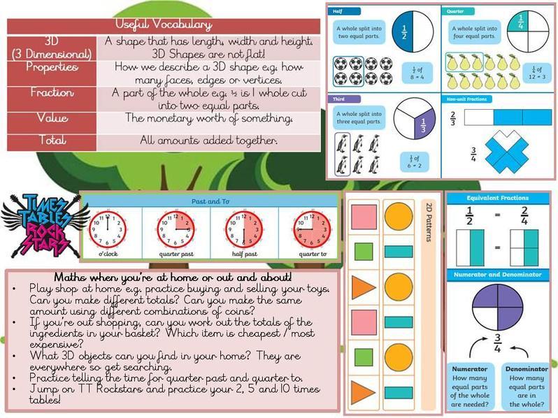 Maths Page 2