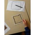 Roman mosaic art