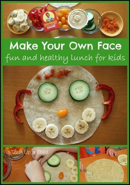 Get the children involved with cooking