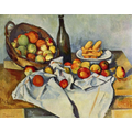 Paul Cezanne: 'The basket of apples'