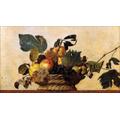 Carravagio: 'Basket of fruit'