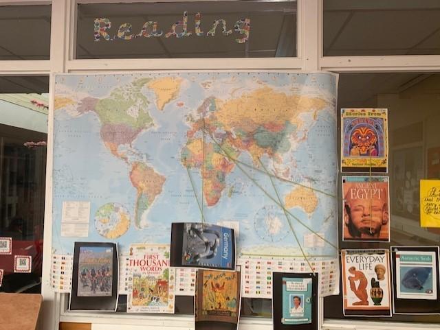 Books from around the World