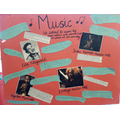 We love listening to music in our classroom.  These musicians were some of our favourites.