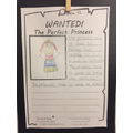 Wanted Poster for a princess - Independent Y2