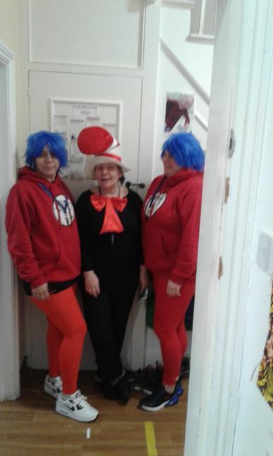 Dr. Seuss A.K.A our Managment team